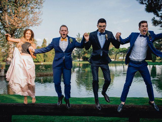 Il matrimonio di Nicola e Dania a Bellinzago Novarese, Novara 73