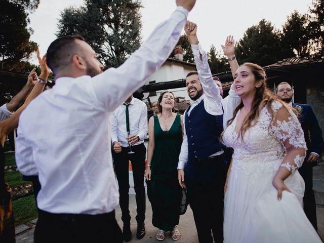 Il matrimonio di Nicola e Dania a Bellinzago Novarese, Novara 82