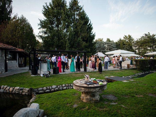 Il matrimonio di Nicola e Dania a Bellinzago Novarese, Novara 83
