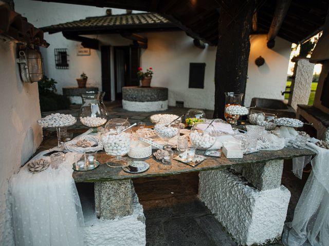 Il matrimonio di Nicola e Dania a Bellinzago Novarese, Novara 84