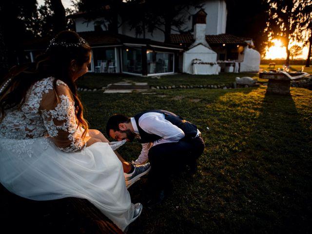 Il matrimonio di Nicola e Dania a Bellinzago Novarese, Novara 86