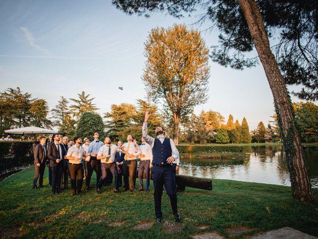 Il matrimonio di Nicola e Dania a Bellinzago Novarese, Novara 87
