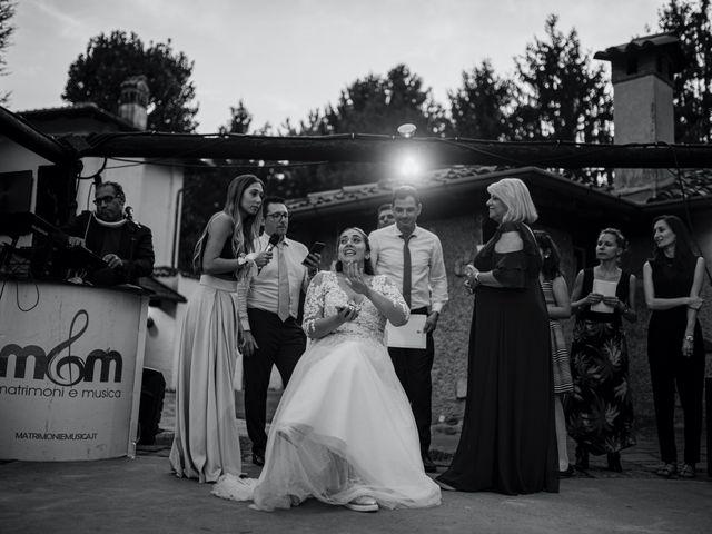 Il matrimonio di Nicola e Dania a Bellinzago Novarese, Novara 88