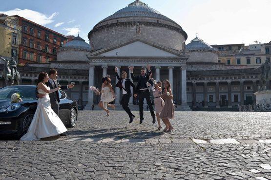 Il matrimonio di Elena e Enzo a Napoli, Napoli 8
