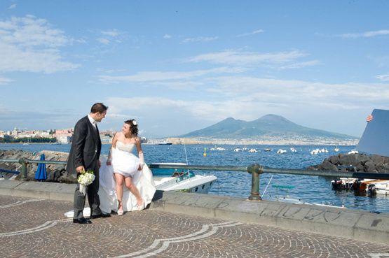 Il matrimonio di Elena e Enzo a Napoli, Napoli 9