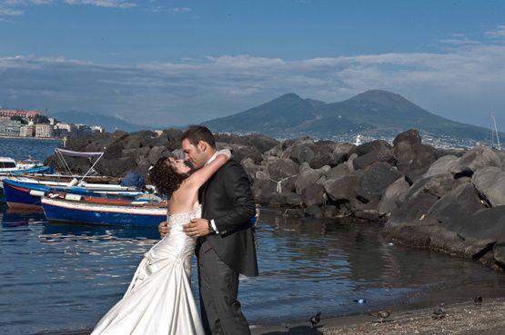 Il matrimonio di Elena e Enzo a Napoli, Napoli 10