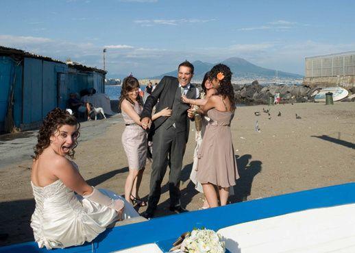 Il matrimonio di Elena e Enzo a Napoli, Napoli 12