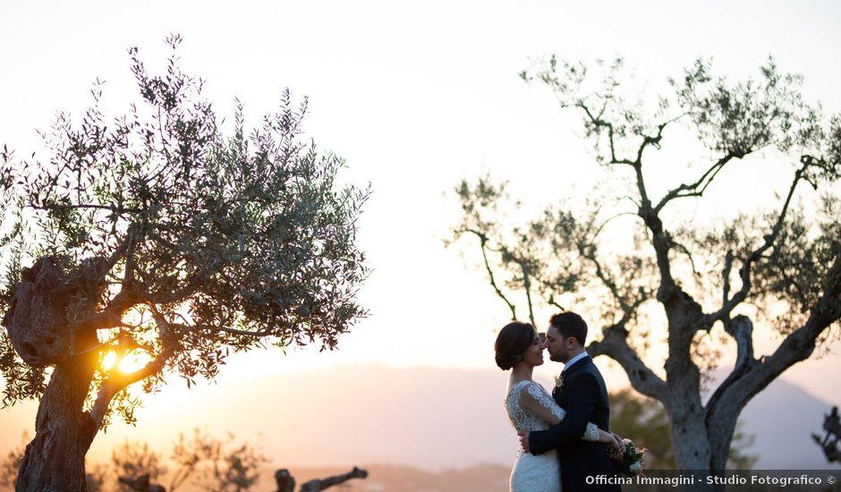 Il matrimonio di Maria Pia e Mario a Ruviano, Caserta