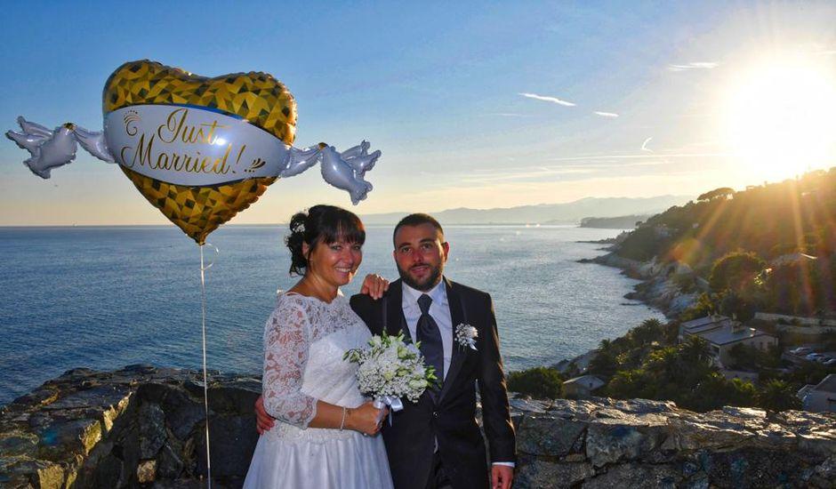Il matrimonio di Chiara e Stefano  a Varazze, Savona