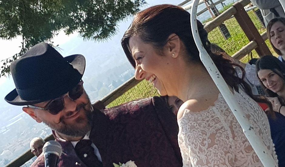 Il matrimonio di Francesco e Cinzia a Arona, Novara