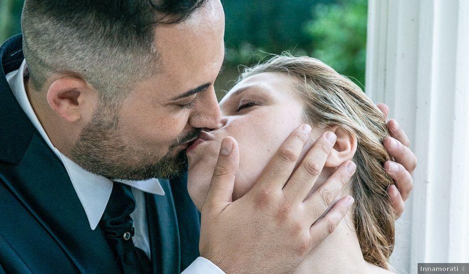 Il matrimonio di Nicola e Annalisa a Cazzago San Martino, Brescia