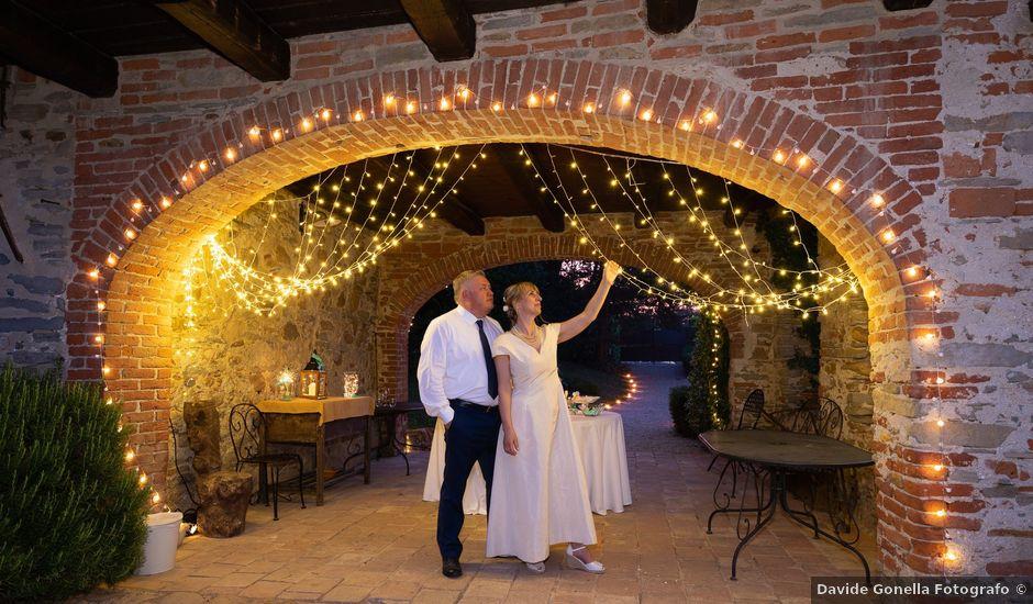 Il matrimonio di Franco e Lisa a Niella Tanaro, Cuneo