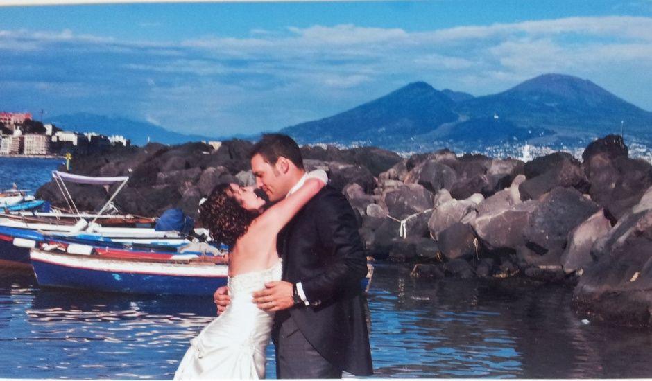 Il matrimonio di Elena e Enzo a Napoli, Napoli