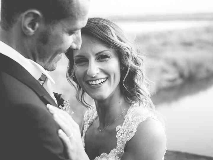 le nozze di Cristina e Stefano