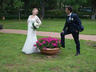 Le nozze di Biagina e Claudio