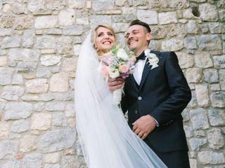 Le nozze di Ilenia e Simone