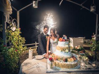 Le nozze di Ilenia e Francesco