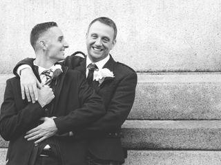 Le nozze di Ivan e Mike