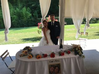 Le nozze di Sara e Rodolfo