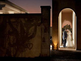 Le nozze di Tiziana e Lorenzo