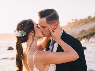 Le nozze di Elisa e Lillo