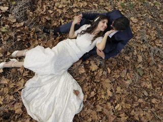 Le nozze di Marica e Riccardo
