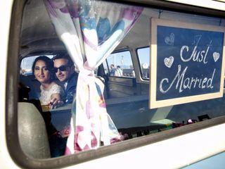 Le nozze di Maria Grazia e Diego