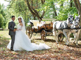 le nozze di Vanessa e Marco 1