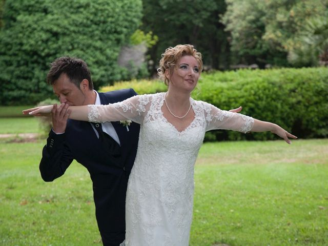 Il matrimonio di Claudio e Biagina a San Vincenzo, Livorno 2