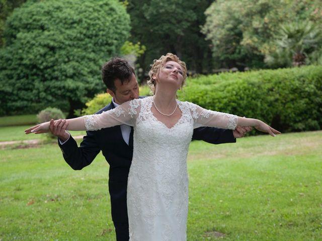 Il matrimonio di Claudio e Biagina a San Vincenzo, Livorno 4