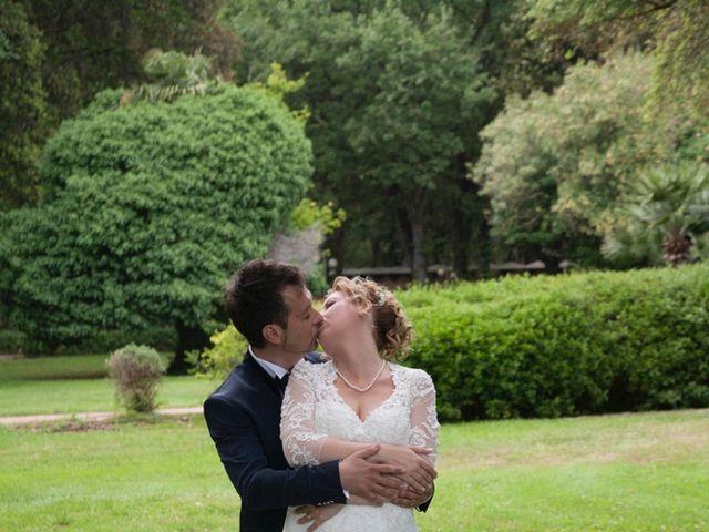 Il matrimonio di Claudio e Biagina a San Vincenzo, Livorno 6