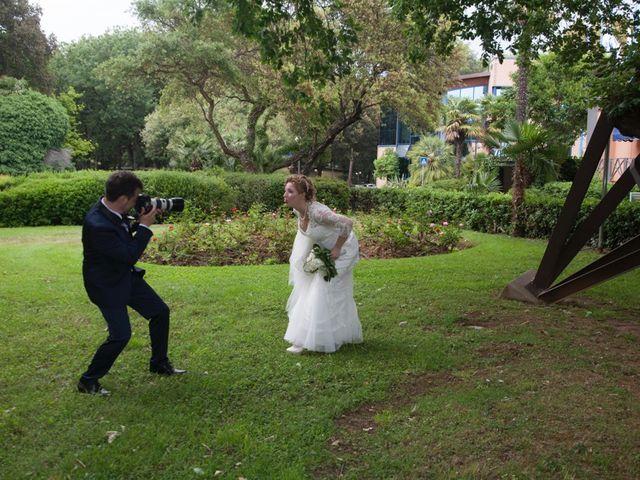Il matrimonio di Claudio e Biagina a San Vincenzo, Livorno 8