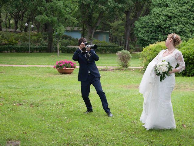 Il matrimonio di Claudio e Biagina a San Vincenzo, Livorno 11