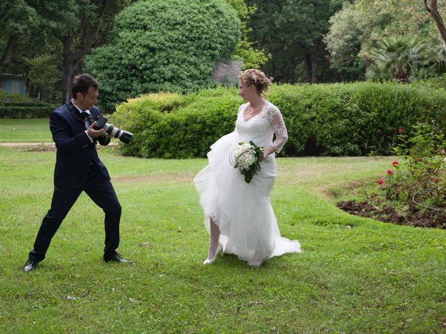 Il matrimonio di Claudio e Biagina a San Vincenzo, Livorno 13