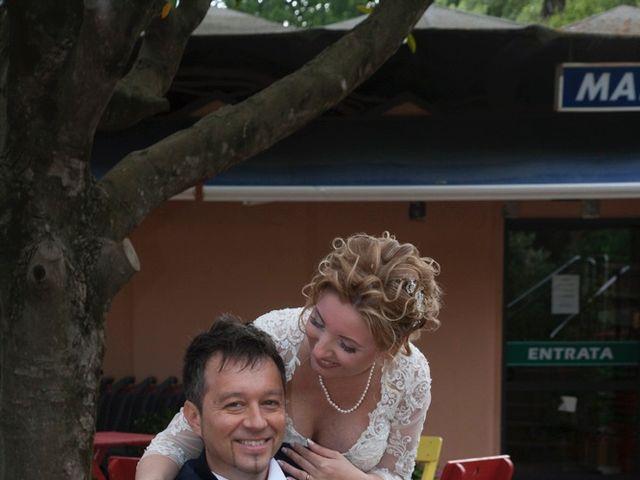 Il matrimonio di Claudio e Biagina a San Vincenzo, Livorno 19