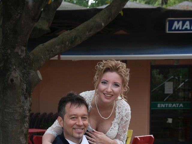 Il matrimonio di Claudio e Biagina a San Vincenzo, Livorno 20