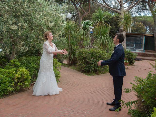 Il matrimonio di Claudio e Biagina a San Vincenzo, Livorno 25