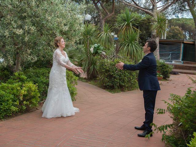 Il matrimonio di Claudio e Biagina a San Vincenzo, Livorno 27