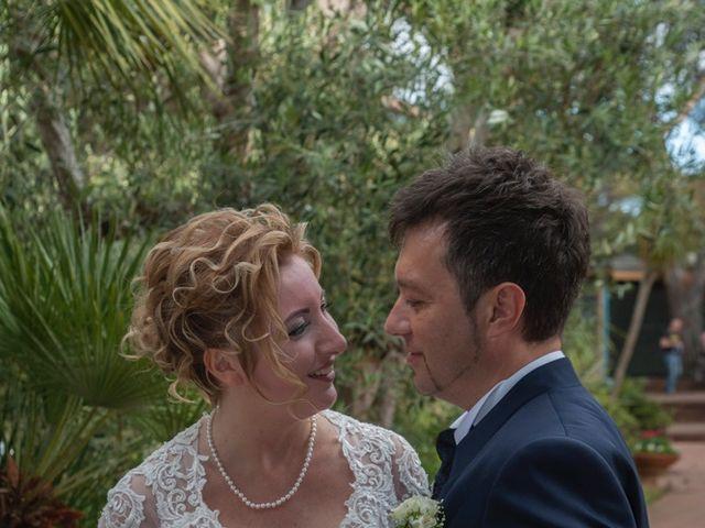 Il matrimonio di Claudio e Biagina a San Vincenzo, Livorno 34