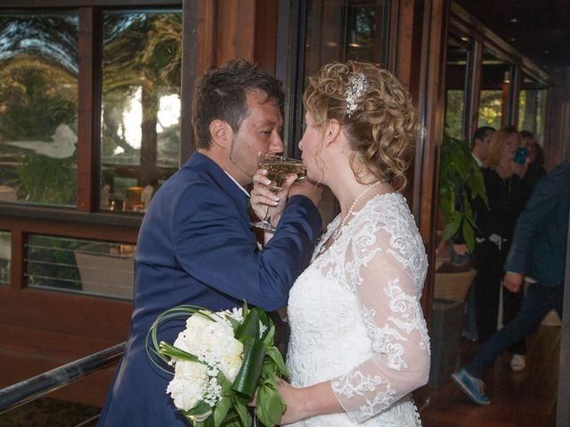 Il matrimonio di Claudio e Biagina a San Vincenzo, Livorno 41