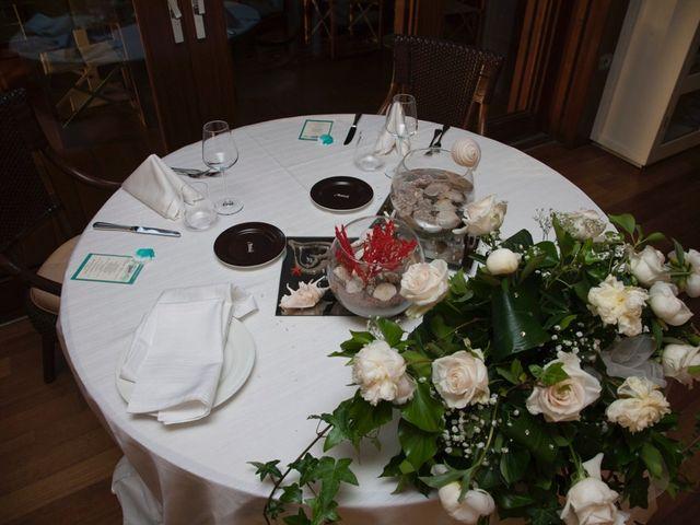 Il matrimonio di Claudio e Biagina a San Vincenzo, Livorno 43