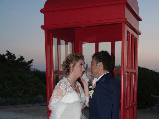 Il matrimonio di Claudio e Biagina a San Vincenzo, Livorno 45