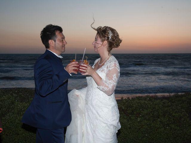 Il matrimonio di Claudio e Biagina a San Vincenzo, Livorno 52