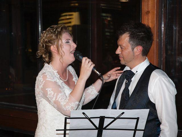 Il matrimonio di Claudio e Biagina a San Vincenzo, Livorno 73