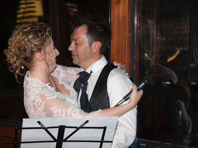 Il matrimonio di Claudio e Biagina a San Vincenzo, Livorno 75