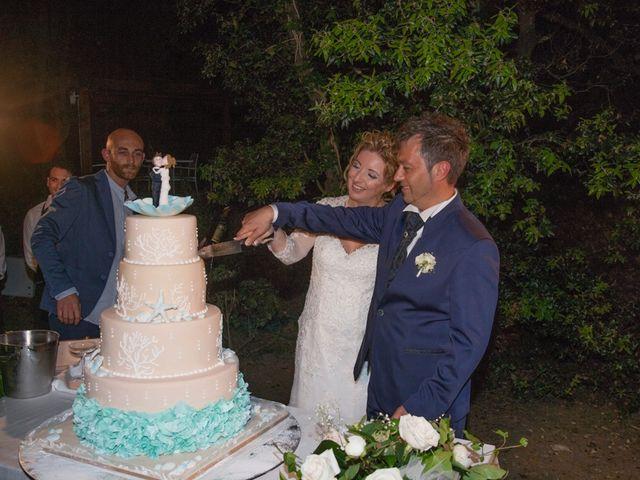 Il matrimonio di Claudio e Biagina a San Vincenzo, Livorno 78