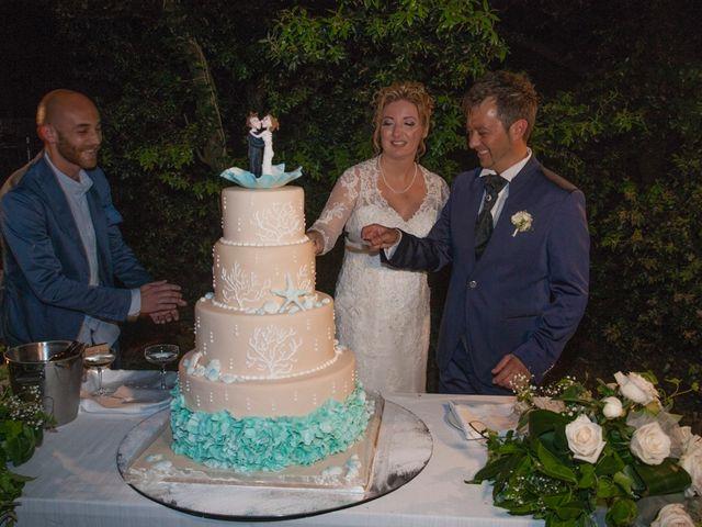 Il matrimonio di Claudio e Biagina a San Vincenzo, Livorno 79