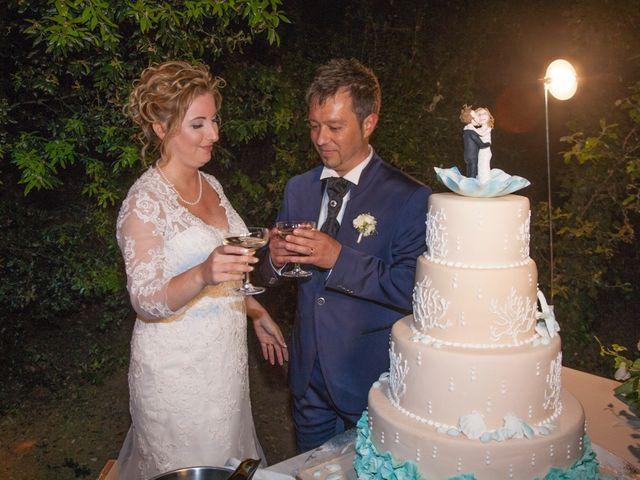 Il matrimonio di Claudio e Biagina a San Vincenzo, Livorno 80