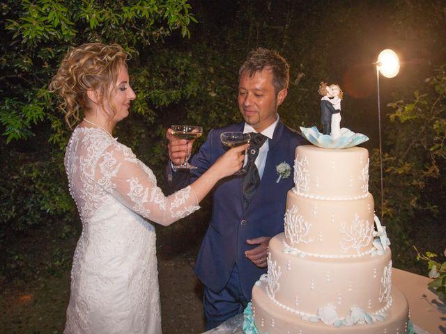 Il matrimonio di Claudio e Biagina a San Vincenzo, Livorno 81
