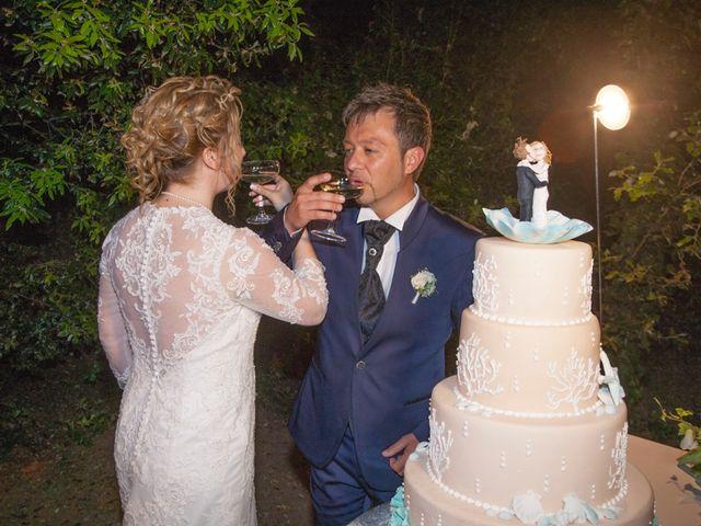 Il matrimonio di Claudio e Biagina a San Vincenzo, Livorno 82